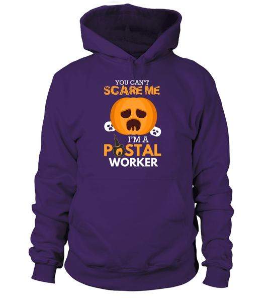 You Can't Scare Me I'm A Postal Worker Shirt - Giggle Rich - 3