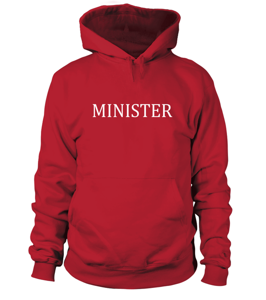 Minister Job Is Not To Judge Shirt - Giggle Rich - 21