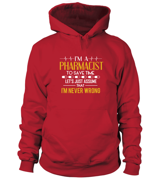 I'm Pharmacist Shirt - Giggle Rich - 2