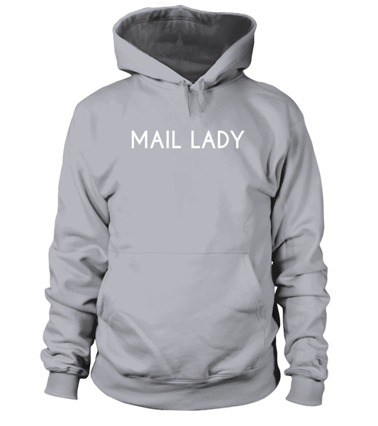 Never Underestimate The Power Of A Mail Lady Shirt - Giggle Rich - 19