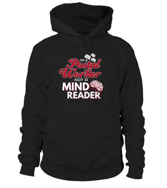 I'M A Postal Worker Not A Mind Reader Shirt - Giggle Rich - 13