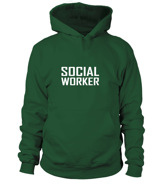 Social Worker - I work hard I Pay My Bills I Maintain Myself I Am Independent