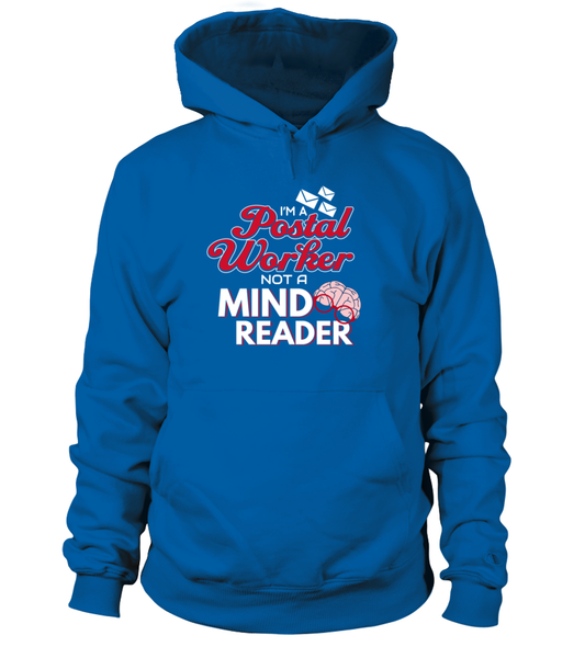 I'M A Postal Worker Not A Mind Reader Shirt - Giggle Rich - 11