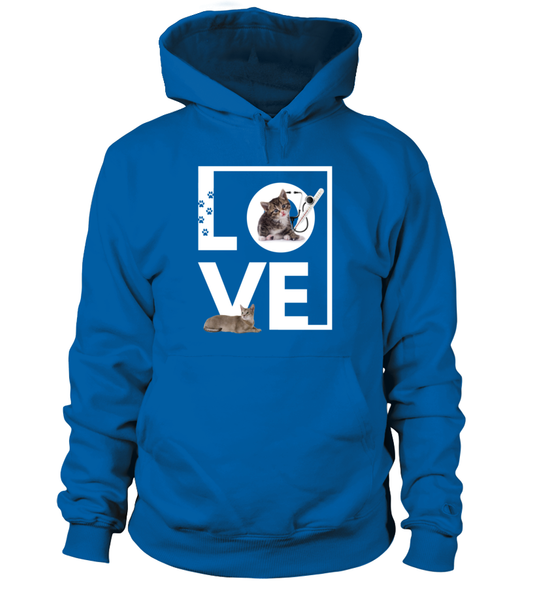 Veterinarian's Love Shirt - Giggle Rich - 2
