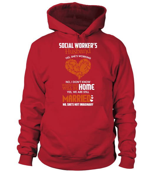 Social Workers Husband Shirt - Giggle Rich - 18