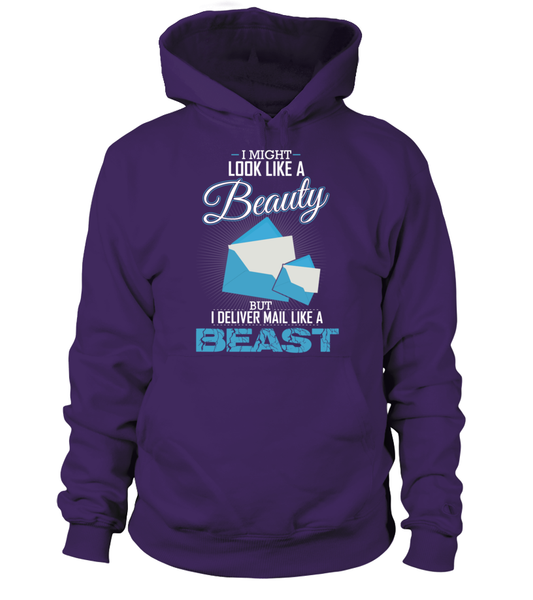 I Deliver Mail Like A Beast Shirt - Giggle Rich - 17