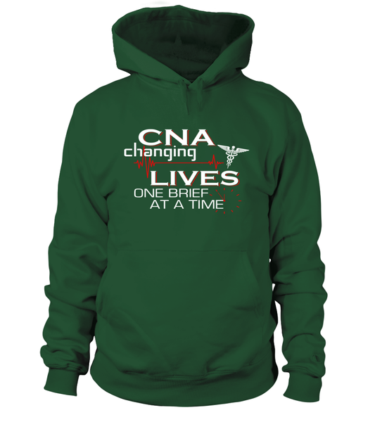 CNA Changing Lives One Brief At A Time