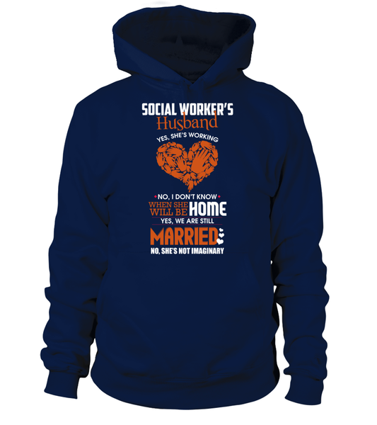 Social Workers Husband Shirt - Giggle Rich - 1