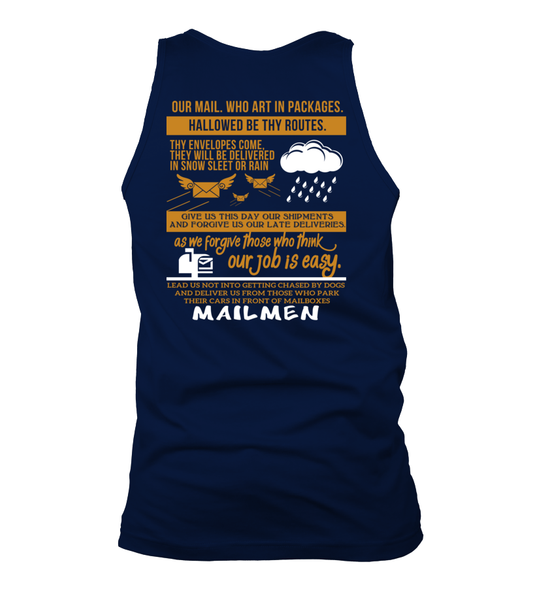 Mailman Prayer Shirt - Giggle Rich - 6