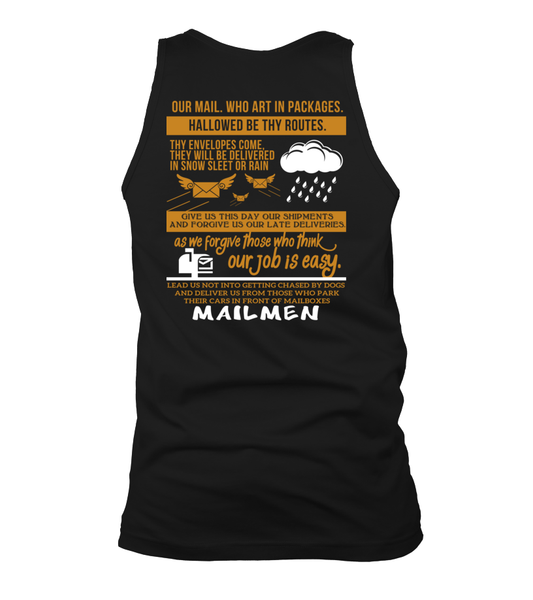 Mailman Prayer Shirt - Giggle Rich - 4