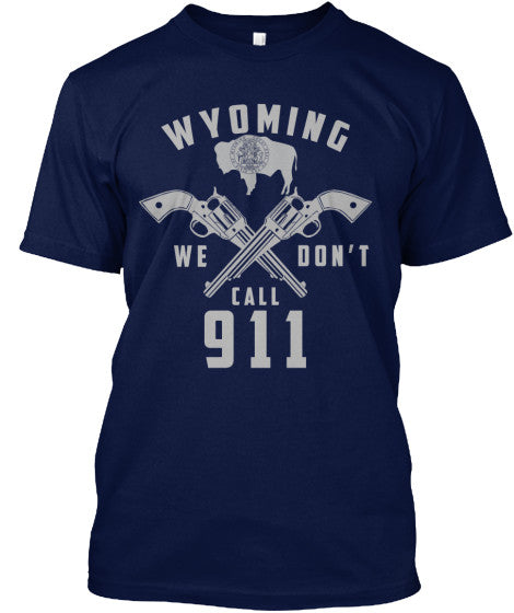 Proud Wyoming State Shirt - Giggle Rich - 1