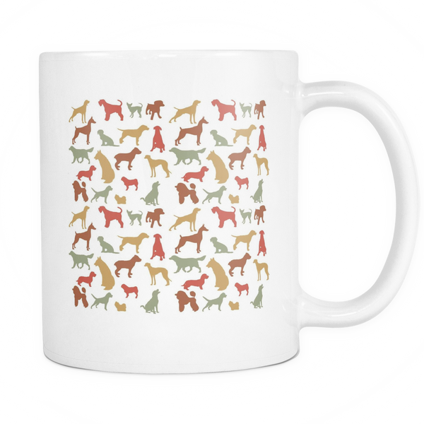 I Love Dogs Drinkware - Giggle Rich - 1