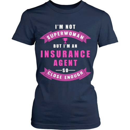 I'm An Insurance Agent Shirt - Giggle Rich - 9