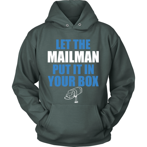 Let The Mailman Shirt - Giggle Rich - 11