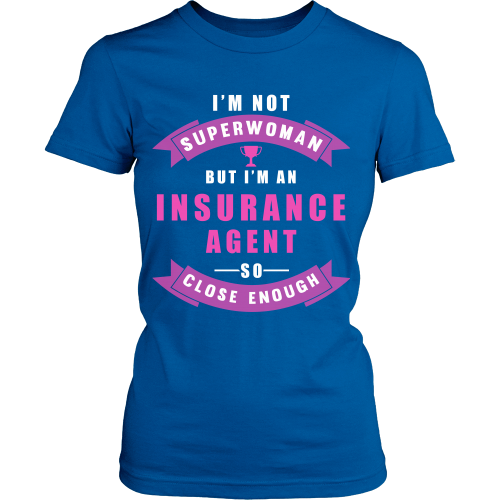 I'm An Insurance Agent Shirt - Giggle Rich - 7