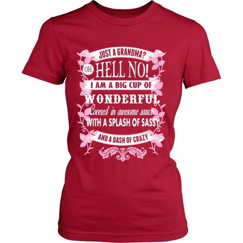 I'm Not Just A Grandma Shirt - Giggle Rich - 2