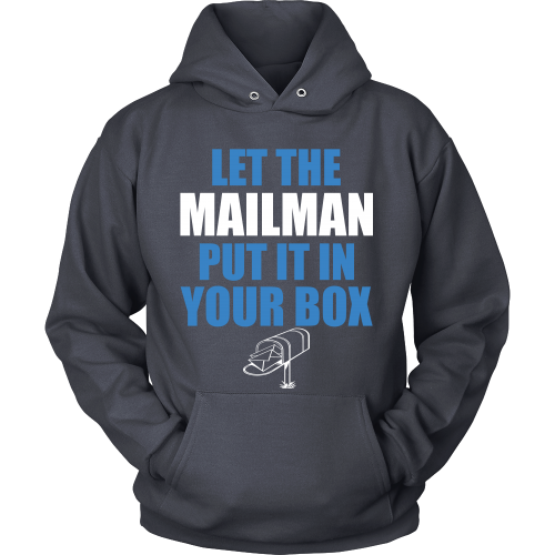 Let The Mailman Shirt - Giggle Rich - 12