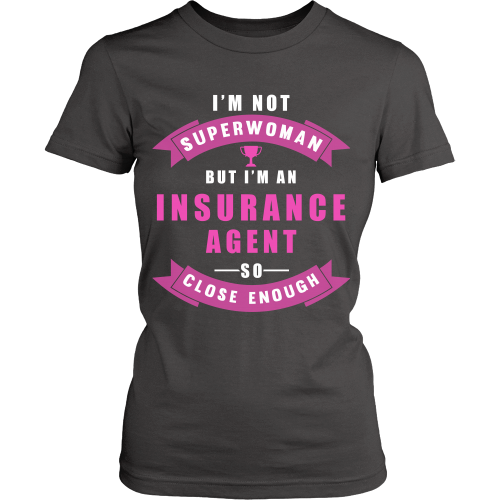 I'm An Insurance Agent Shirt - Giggle Rich - 8