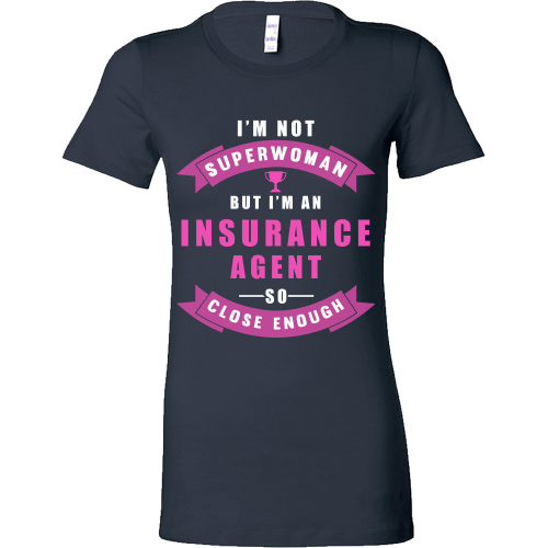 I'm An Insurance Agent Shirt - Giggle Rich - 2