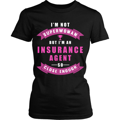 I'm An Insurance Agent Shirt - Giggle Rich - 5