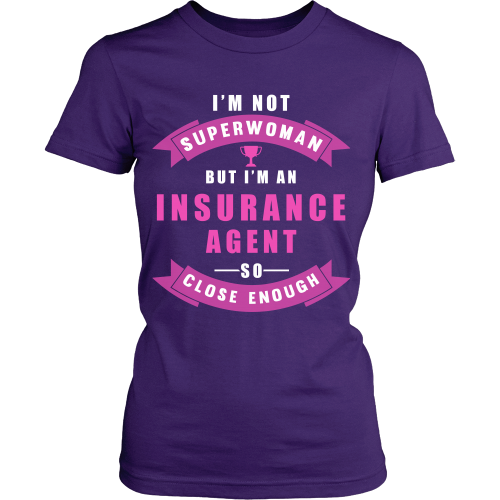 I'm An Insurance Agent Shirt - Giggle Rich - 6