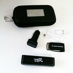 Black Tech Gift Set from Ontario Northland items shown