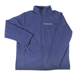 Jacket, Men's from Ontario Northland, soft shell jacket in navy.