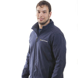 Jacket Men's from Ontario Northland, soft shell jacket in navy.