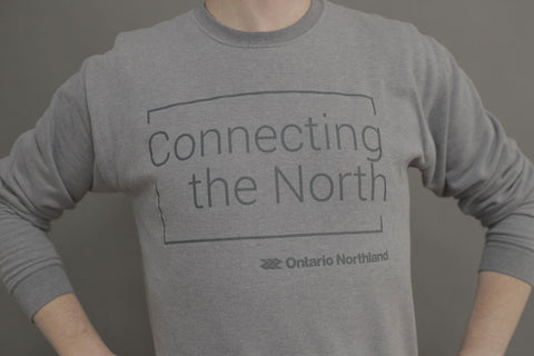 Crew Neck - Connecting the North