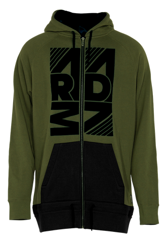 Armada FIEVEL Hoody 2016 - Military