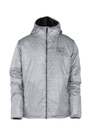 Armada GREMLIN PRIMALOFT HOODY Layering/Jacket - Heather Grey