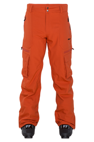Armada NATION Ski Pants 2016 - Burnt Sienna
