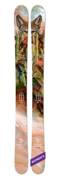 Icelantic MAIDEN 111 Ski 2020 - Womens