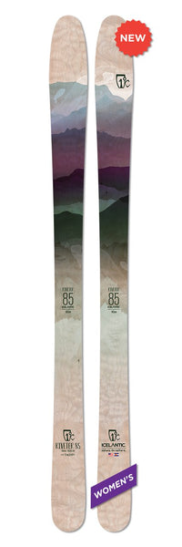Icelantic RIVETER 85 Ski 2020 - Womens