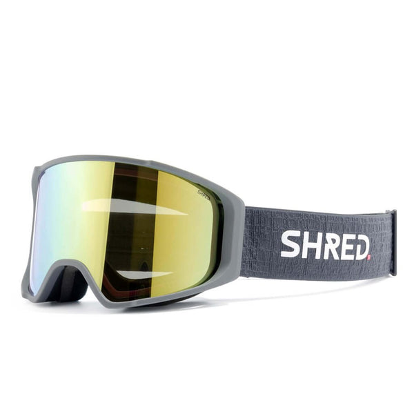 SHRED SIMPLIFY+ Grey Goggle