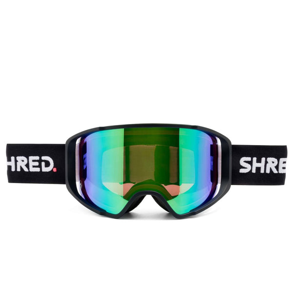 SHRED SIMPLIFY+ Black Goggle