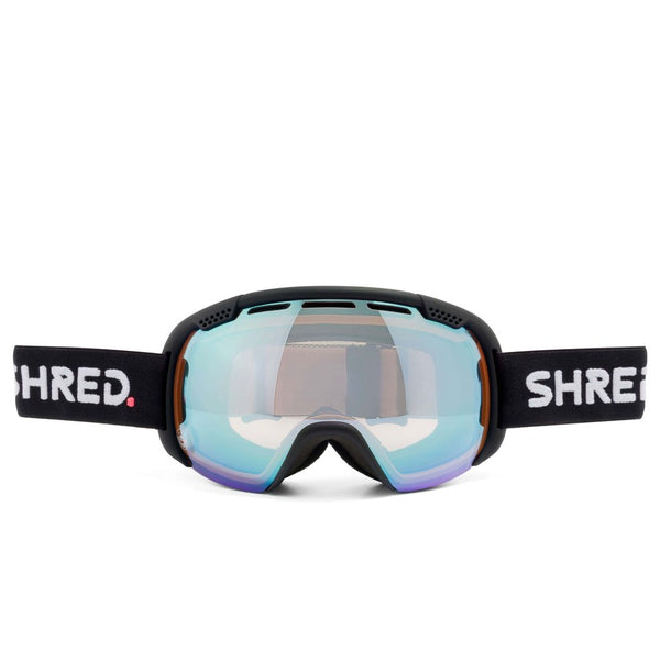 SHRED SMARTEFY Black - CBL SKY MIRROR Goggles