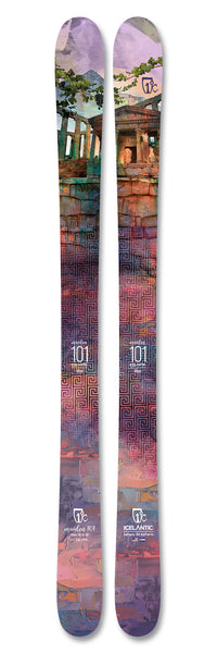 Icelantic MAIDEN 101 Ski 2021 - Womens