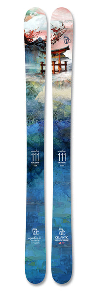 Icelantic MAIDEN 111 Ski 2021 - Womens