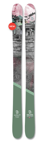 Icelantic MAIDEN 101 LITE Ski 2021 - Womens