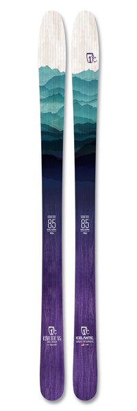 Icelantic RIVETER 85 Ski 2021 - Womens
