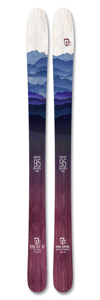 Icelantic RIVETER 95 Ski 2021 - Womens
