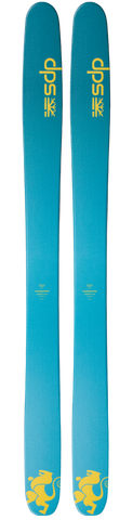 DPS FOUNDATION Yvette 112 RP Skis - Womens