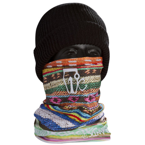 Icelantic ONE DEGREE Facemask Neck Tube - Chilean Blanket