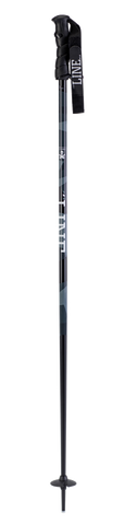 Line GRIP STICK Ski Poles 2020 - Black