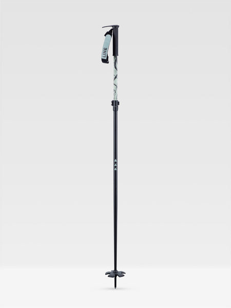 Line POLLARD'S PAINT BRUSH Adjustable Ski Poles 2021