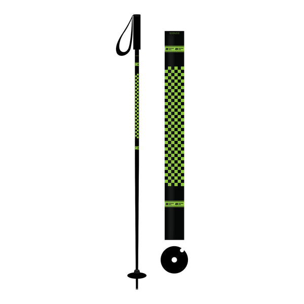 Armada TRIAD Poles 2021 - GREEN Checkered