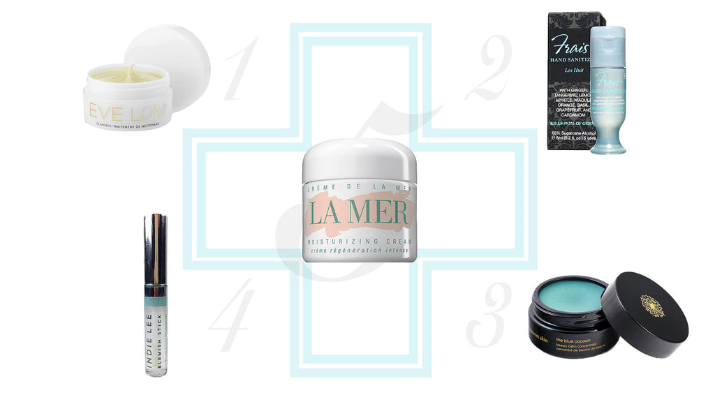 5 FAVORITES: IN-FLIGHT ESSENTIALS