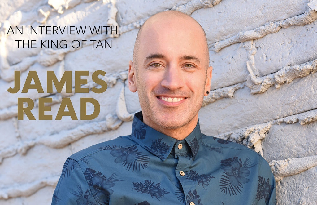 5 QUESTIONS: JAMES READ