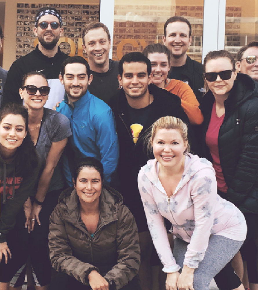 02/20/15: WHS SOUL CYCLE RIDE